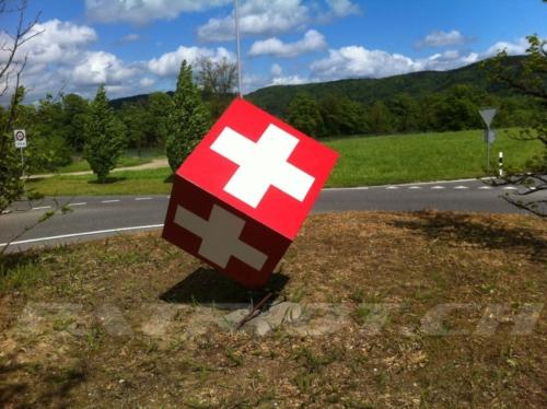 #schweizerkreuz #rondelle