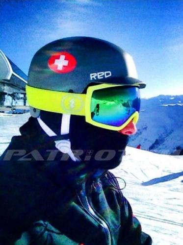 #skihelm #schweizerkreuz