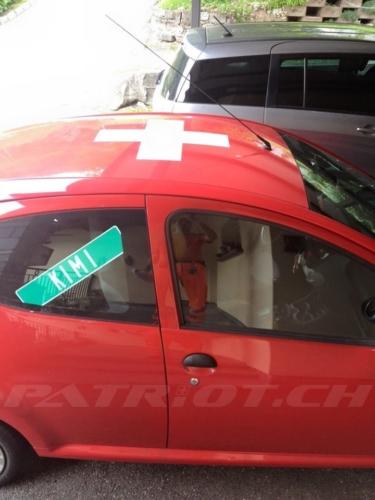 #auto #schweizerkreuz