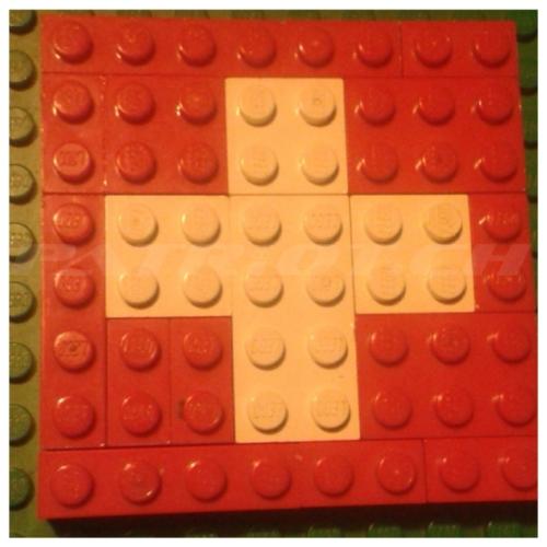 #lego #schweizerkreuz