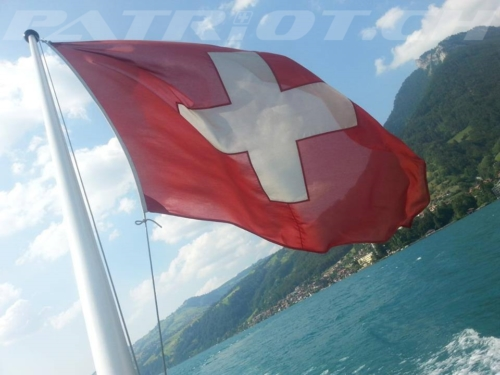 #thunersee #fahne