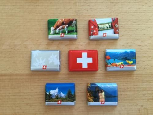 #schokolade #edelweiss #schweizerkreuz