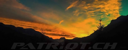 #glarnerland #panorama #sonnenuntergang