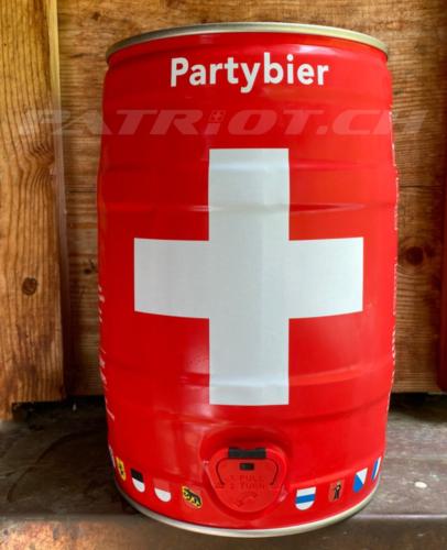 #bier #bierfass #partybier #schweizerkreuz