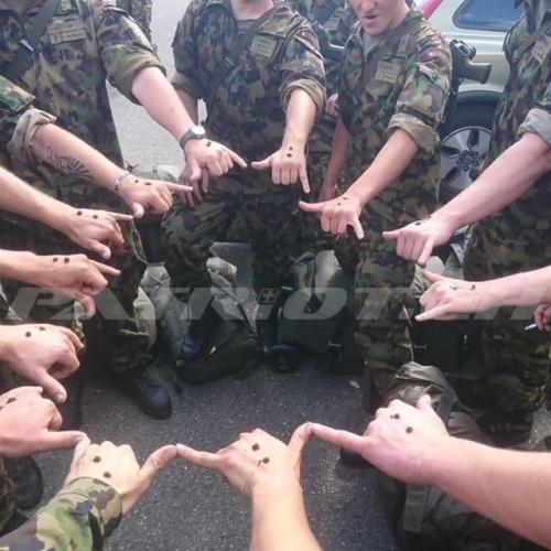 #schnupf #militär #priis