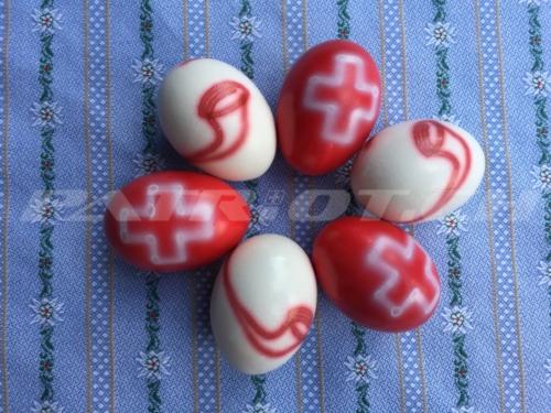 #1august #eier #alphorn #edelweiss #schweizerkreuz