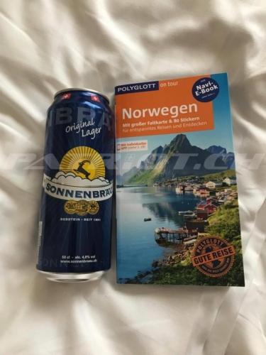 #sonnenbräu #bier #beer #norwegen