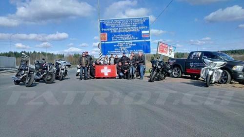 #russland #finnland #grenze #motorrad