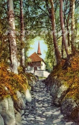 #postkarte #wilhelmtell #tell #hohlegasse #landvogt #gessler