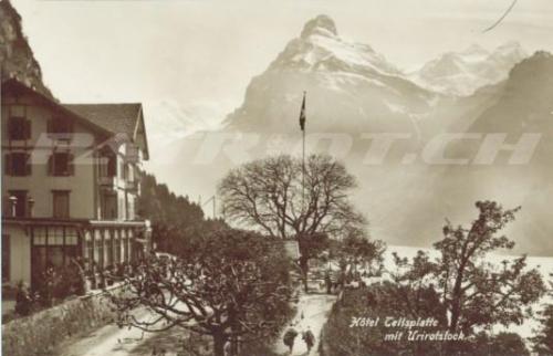 #postkarte #wilhelmtell #tellsplatte #uristock