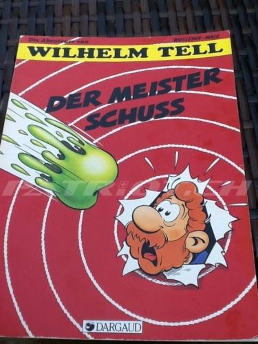 #comic #wilhelmtell