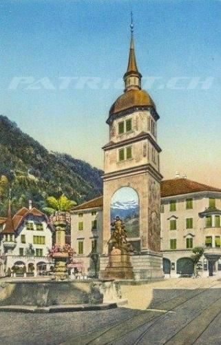 #postkarte #wilhelmtell #telldenkmal #altdorf