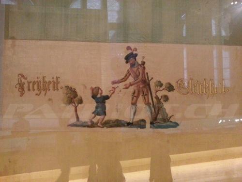 #freiheit #gleichheit #wilhelmtell #landesmuseum