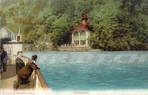 #postkarte #tellskapelle