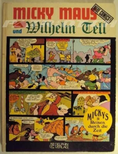 #wilhelmtell #mickymaus #comic