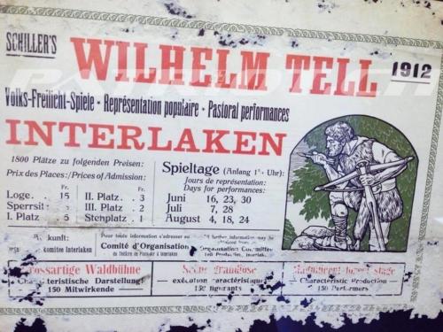#wilhelmtell #tellspiele #interlaken