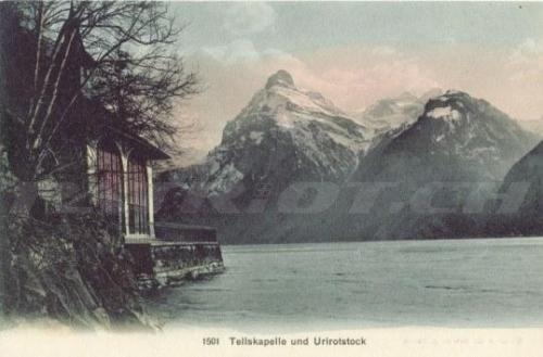#postkarte #tellskapelle #uristock