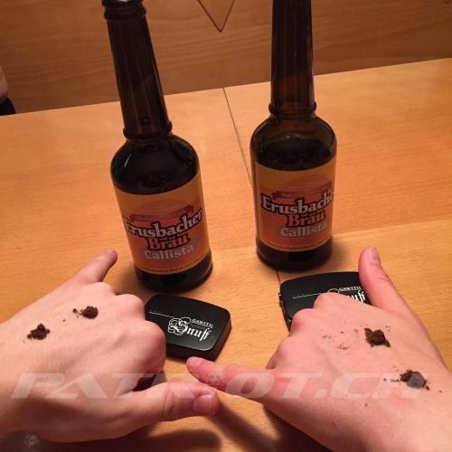 #erusbacher #bier #schnupf #schnupfen #gawith #apricot #priis #tradition