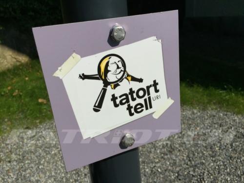 #wilhelmtell #tellskapelle #tellsplatte #uri #tatorttell