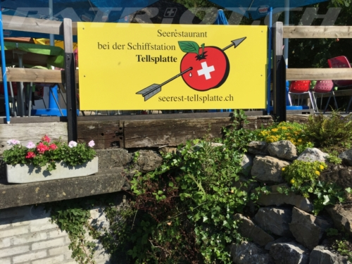 #wilhelmtell #tellsplatte #tellskapelle #seerestaraunt