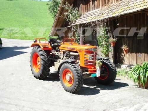 #hürlimann #traktor