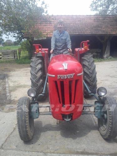#traktor #vevey