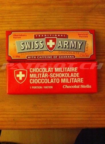 #schokolade #swissarmy #militär