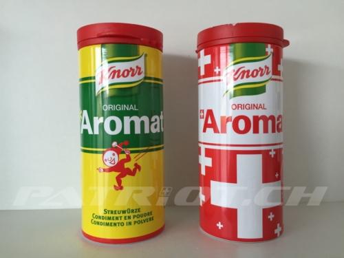 #aromat #knorr #swissmade