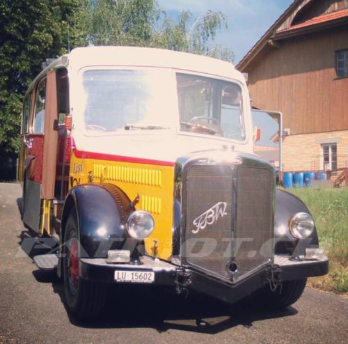 #fbw #alpenwagen #an40 #ptt