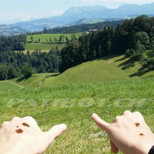 #schnupfen #landschaft