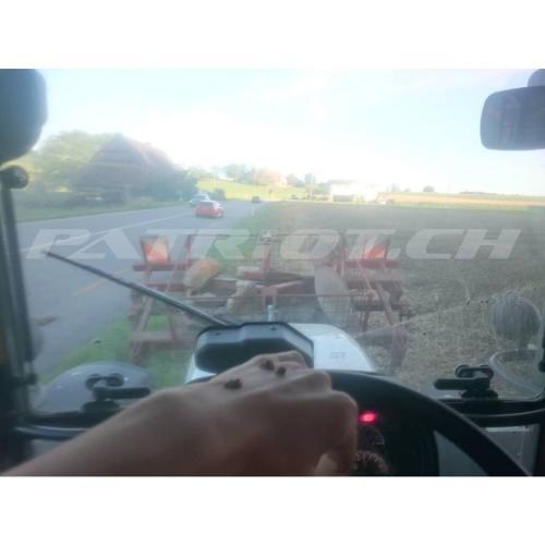 #schnupfen #traktor