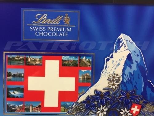 #matterhorn #edelweiss #enzian #schokolade