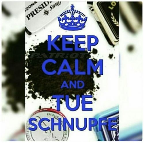 #keepcalm #schnupfe #schnupfen #priis