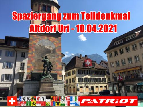 Altdorf UR 10.04.2021