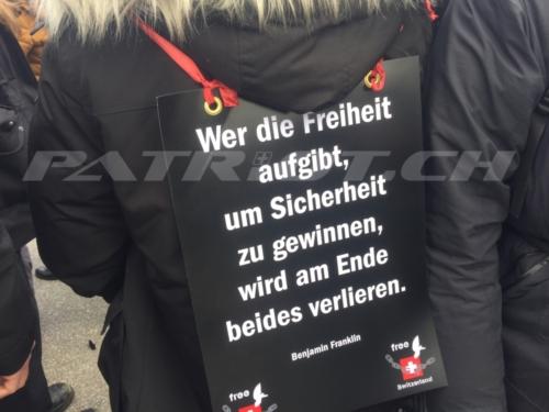 #liestal #demo #stillerprotest