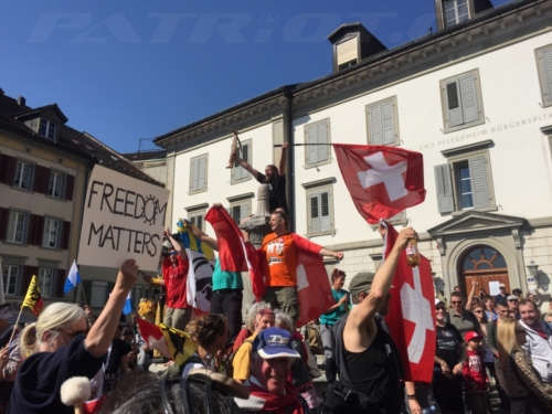 Rapperswil SG 24.04.2021