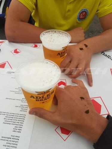 #schützenfest #glarus #adlerbräu #bier #schnupf #schnupfen #priis #tradition
