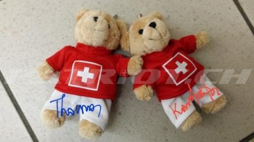 #teddybär #teddy #schweizerkreuz