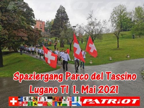 Lugano TI 01.05.2021