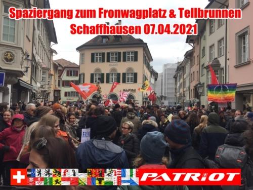 Schaffhausen SH 17.04.2021
