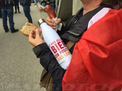 #urnäsch #spaziergang #demo #freiheitstrychler