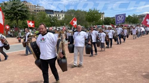 #genève #genf #kundgebung #flashmob #demo