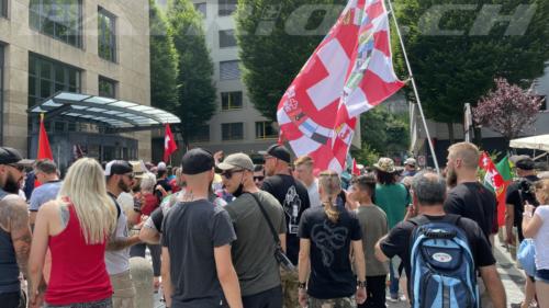 #luzern #demo #spaziergang