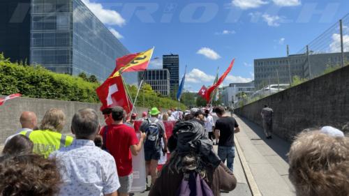 #zug #demo #kundgebung #stillerprotest