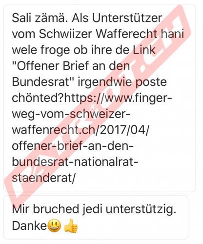 #waffenrecht