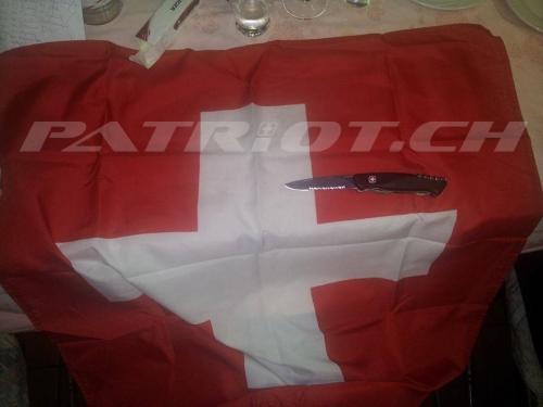#fahne #sackmesser