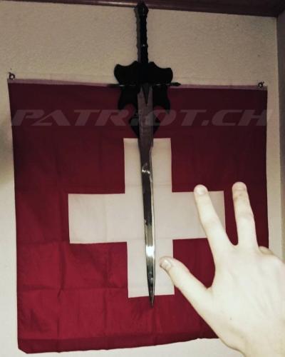 #fahne #schwert #rütlischwur