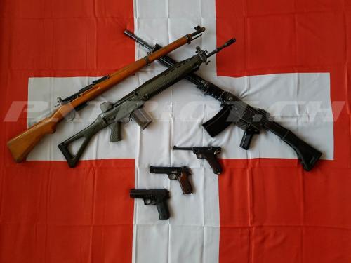 #karabiner #stgw57 #stgw90 #p220 #fahne
