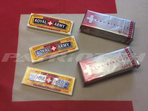 #swissarmy #schokolade #biscuit #militärschokolade #militärbiscuit