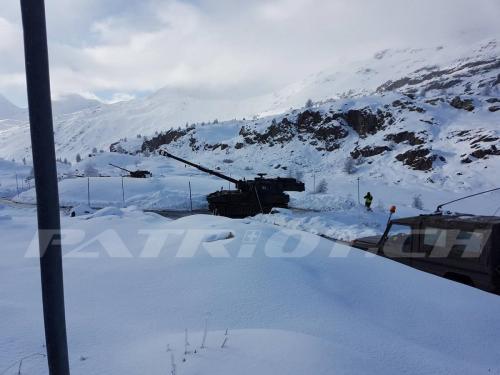 #simplon #simplonpass #artillerie #panzer #swissarmy